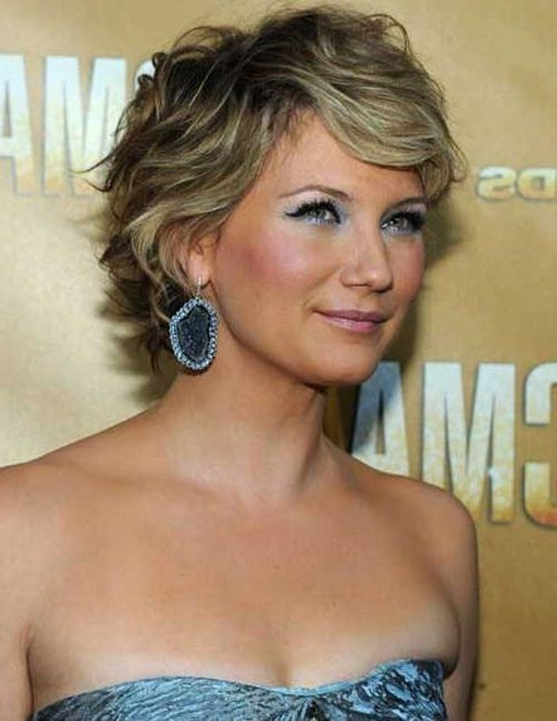 Hairstyles For Women In Their 40's | Short Curly Hairstyles 2014 Within Short Haircuts For Women In 40S (Gallery 20 of 20)