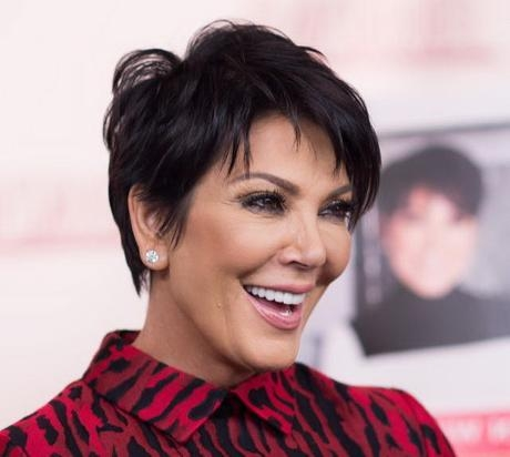 Hairstyles Kris Jenner With Kris Jenner Short Hairstyles (View 7 of 20)