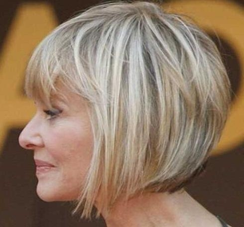 Hairstyles That Make You Look Younger – 2017 Creative Hairstyle Inside Short Haircuts To Look Younger (View 20 of 20)