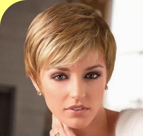 Hairstyles+for+long+faces+2015 | Photo Gallery Of The Short With Short Haircuts For Long Chin (View 6 of 20)