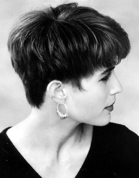 Hairxstatic: Crops & Pixies [Gallery 4 Of 9] Pertaining To Short Hairstyles Cut Around The Ears (View 8 of 20)