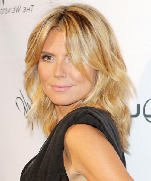 Heidi Klum Hairstyles For 2018 | Celebrity Hairstyles With Heidi Klum Short Haircuts (View 14 of 20)