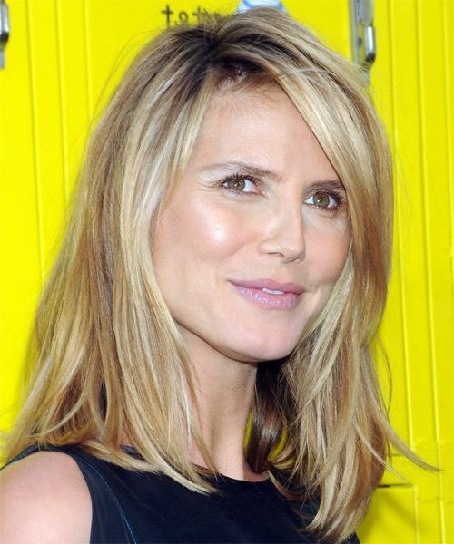 Heidi Klum Hairstyles For 2018 | Celebrity Hairstyles With Heidi Klum Short Haircuts (View 10 of 20)