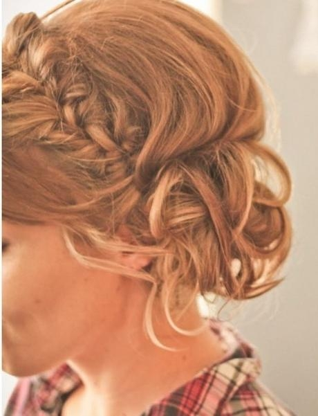 Homecoming Hairstyles Short Hair Intended For Homecoming Short Hairstyles (View 15 of 20)