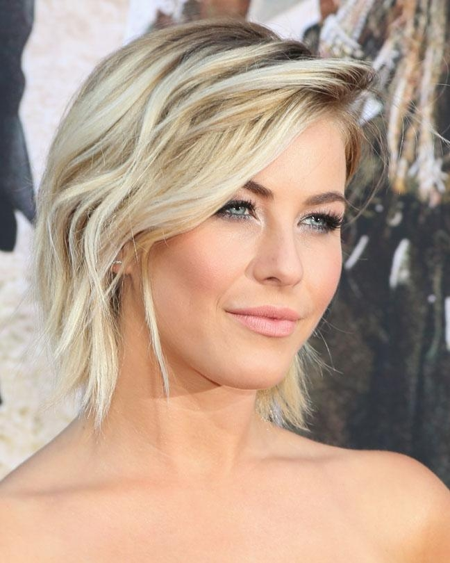 Hot Celebrity Hairstyles That Work For New Moms Within Short Hairstyles For Work (View 10 of 20)