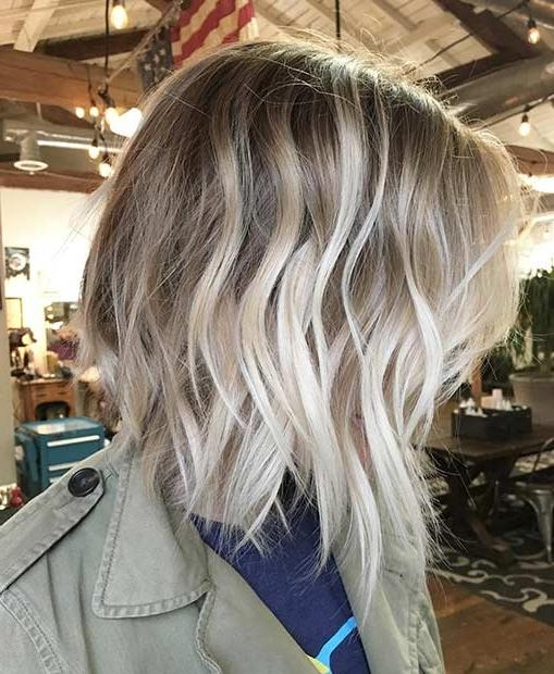How To Balayage Short Curly Hair – Hairstyles Magazine Throughout Short Hairstyles With Balayage (View 18 of 20)