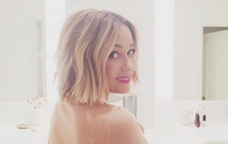 How To Do The Non Mom Bob – The Coveteur – Coveteur Regarding Lauren Conrad Short Haircuts (View 8 of 20)