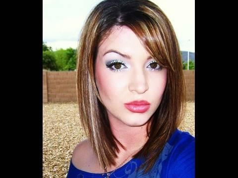 How To Get Volume & Style Short Hair – Youtube Intended For Rebonded Short Hairstyles (View 13 of 20)
