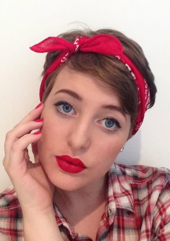 How To Wear A Bandana: The Ultimate Bandana Style Guide – Youqueen With Regard To Short Hairstyles With Bandanas (View 16 of 20)