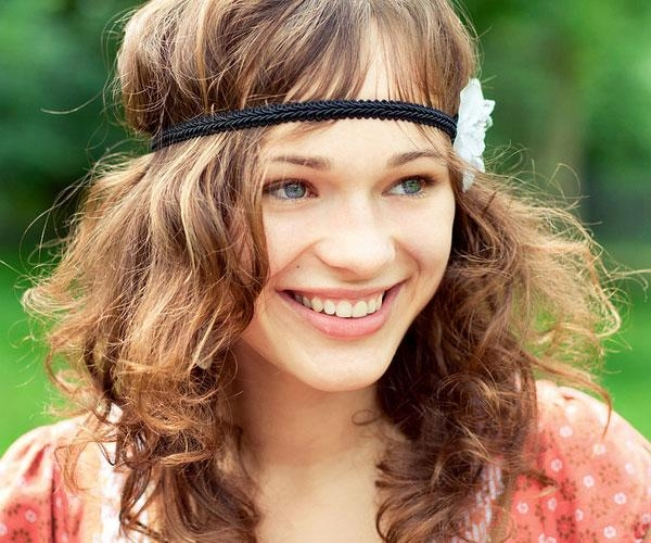 Ideas Of Hippie Short Hairstyles Collection – Hairzstyle Pertaining To Hippie Short Hairstyles (View 6 of 20)