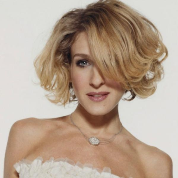 Is A Bob Right For You? 10 Things To Keep In Mind Before You Chop Throughout Sarah Jessica Parker Short Hairstyles (View 5 of 20)