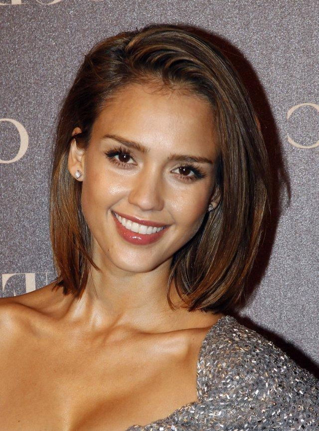Jessica Alba Short Hair | Hair Style And Color For Woman Regarding Jessica Alba Short Haircuts (View 14 of 20)