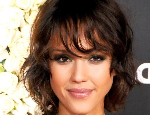 Jessica Alba Short Hairstyle | Medium Hair Styles Ideas – 46050 For Jessica Alba Short Haircuts (View 13 of 20)