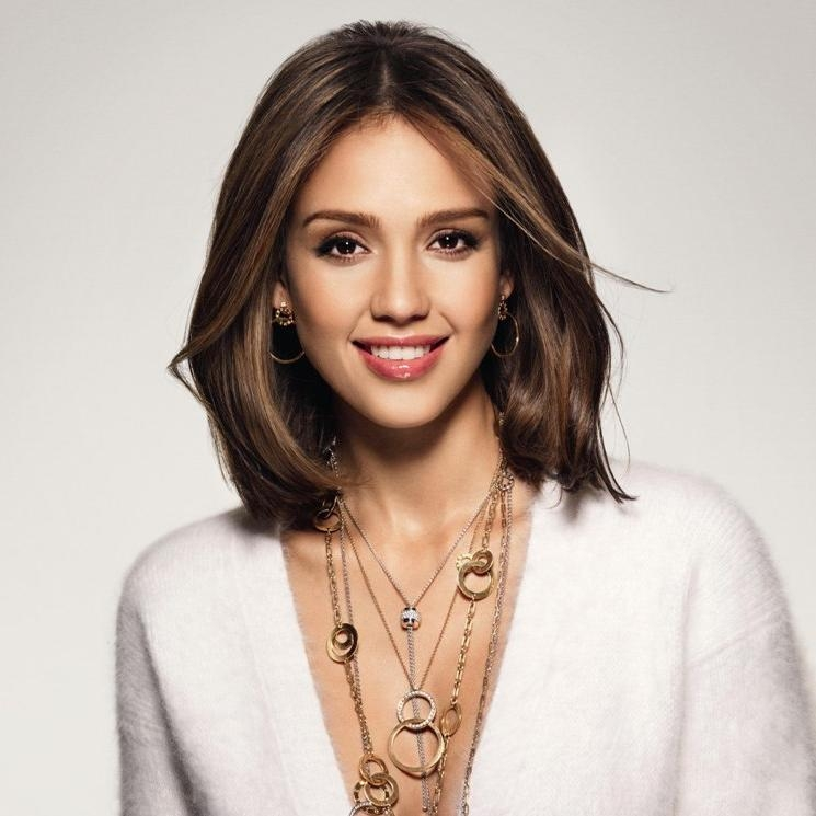 Jessica Alba Short Hairstyles 2014 Pic8 Inside Jessica Alba Short Hairstyles (Gallery 11 of 20)