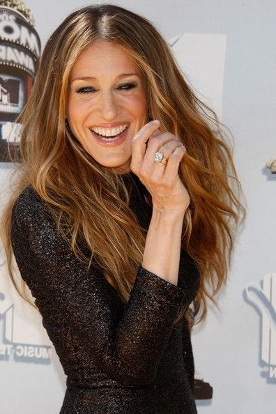Jessica Parker Hairstyles Pictures – Female Celebrity Hairstyle Ideas With Regard To Sarah Jessica Parker Short Hairstyles (View 6 of 20)