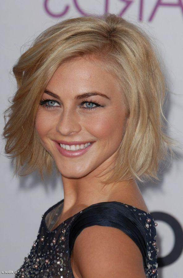 Julianne Hough 10 Short Hairstyles 08 Julianne Hough 10 Short For Julianne Hough Short Hairstyles (Gallery 13 of 20)