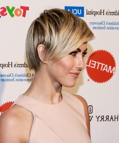Julianne Hough Hairstyles For 2018 | Celebrity Hairstyles Intended For Julianne Hough Short Haircuts (View 13 of 20)