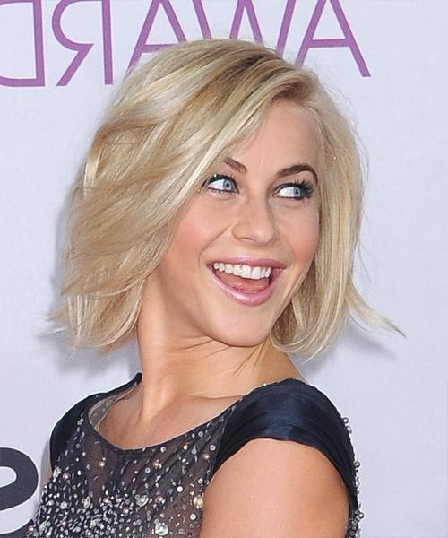Julianne Hough Hairstyles For 2018 | Celebrity Hairstyles With Julianne Hough Short Hairstyles (Gallery 16 of 20)