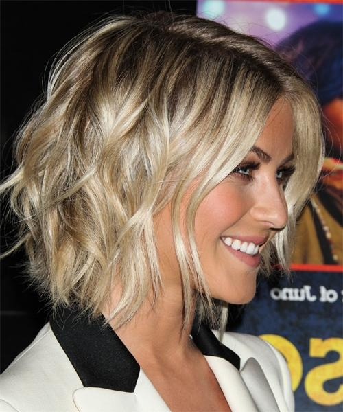 Julianne Hough Hairstyles For 2018 | Celebrity Hairstyles With Julianne Hough Short Hairstyles (View 14 of 20)