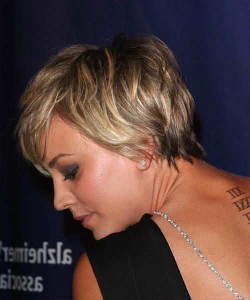 Kaley Cuoco Hairstyles For 2018 | Celebrity Hairstyles With Regard To Kaley Cuoco Short Hairstyles (Gallery 9 of 20)