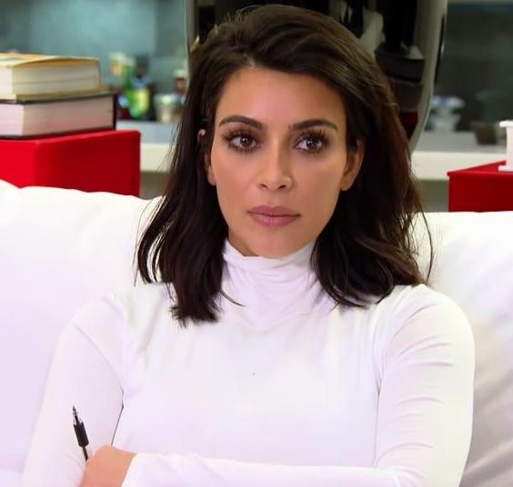 Kim Kardashian Short Hairstyles Intended For Kim Kardashian Short Haircuts (View 13 of 20)