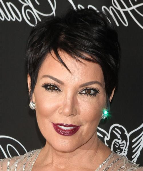 Kris Jenner Hairstyles For 2018 | Celebrity Hairstyles In Kris Jenner Short Hairstyles (Gallery 7 of 20)