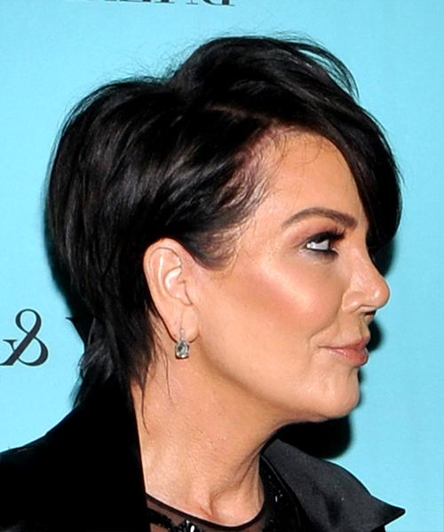 Kris Jenner Hairstyles For 2018 | Celebrity Hairstyles Inside Short Haircuts Kris Jenner (Gallery 11 of 20)
