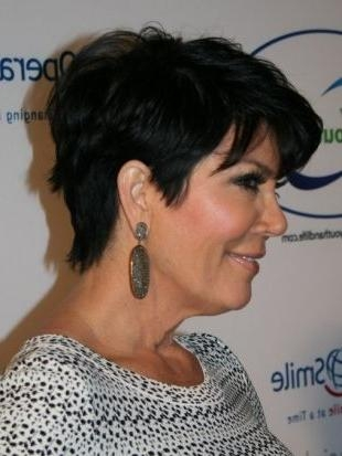 Kris Kardashian And Nicole Brown Simpson | K Razy Lov | Pinterest Intended For Kris Jenner Short Haircuts (View 16 of 20)