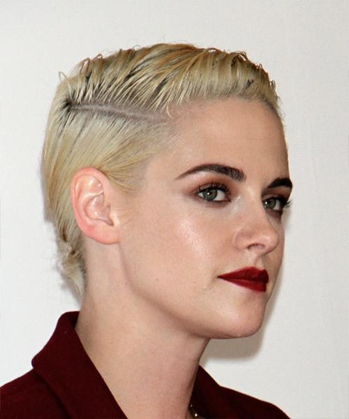 Kristen Stewart Hairstyles For 2018 | Celebrity Hairstyles Within Kristen Stewart Short Hairstyles (View 12 of 20)