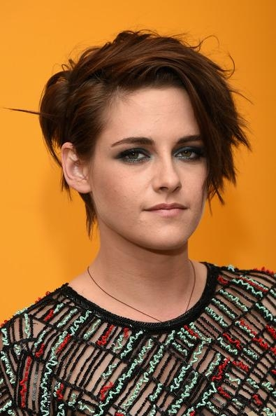 Kristen Stewart Messy Cut – Short Hairstyles Lookbook – Stylebistro For Kristen Stewart Short Hairstyles (View 13 of 20)