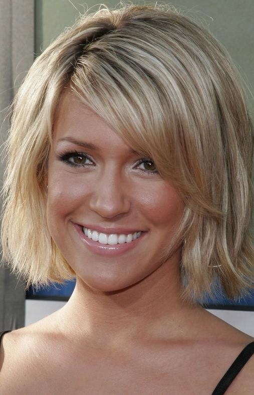 Kristin Cavallari Short Hairstyle: Cute Bob – Pretty Designs In Kristin Cavallari Short Haircuts (Gallery 1 of 20)