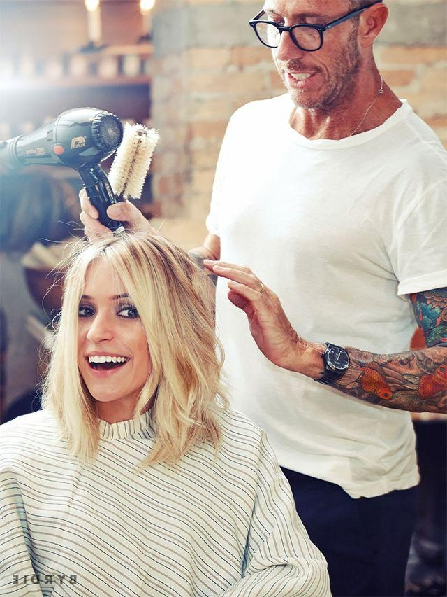 Kristin Cavallari's Major Hair Transformation | Byrdie Inside Kristin Cavallari Short Hairstyles (View 16 of 20)