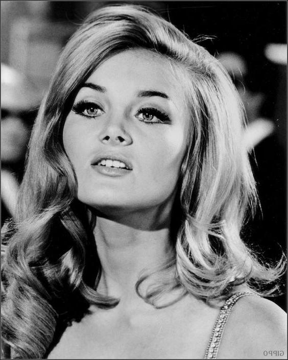 Latest 1960S Long Hairstyles Pertaining To 1960's Hairstyle Perfection | 60's | Pinterest | Makeup, 60 S And (View 6 of 20)