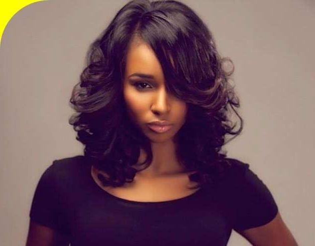 Latest Black People Long Hairstyles Within 10 Classic Hairstyles That Are Always In Style | Medium Length (View 8 of 20)