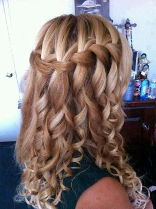 Latest Cute Long Hairstyles For Prom With 25+ Unique Cute Hairstyles For Prom Ideas On Pinterest | Cute Prom (View 5 of 20)