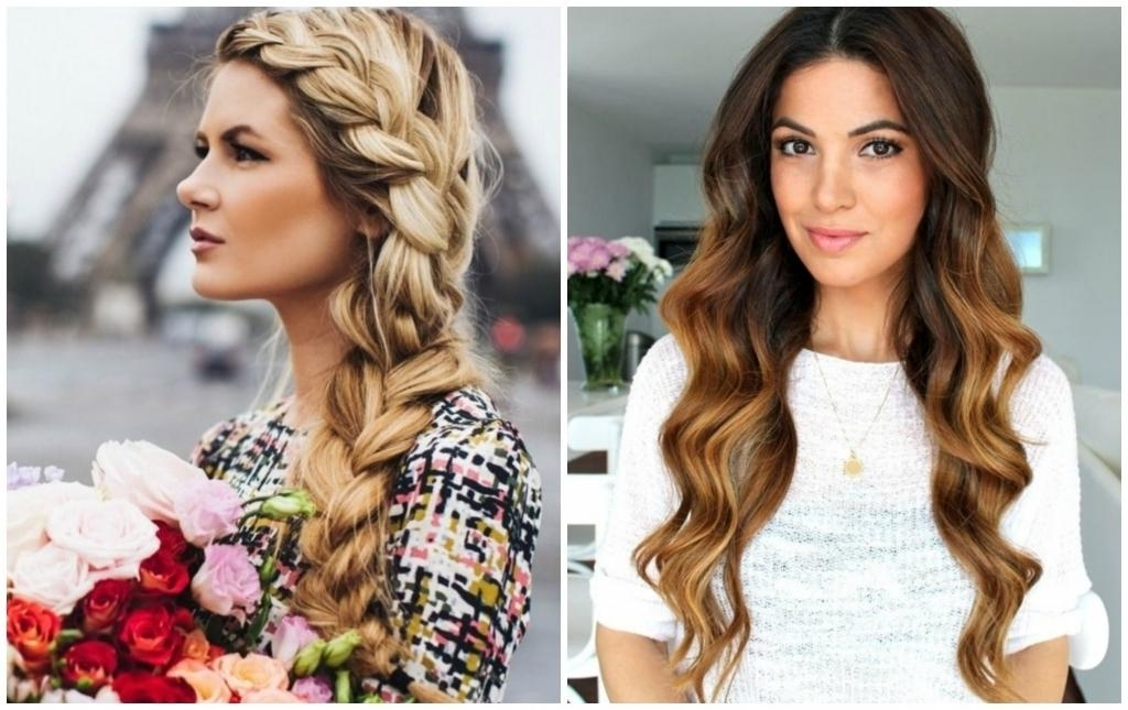 Latest Fall Long Hairstyles Throughout Fall Haircuts 2016 For Long Hair Hairstyles With Bangs  (View 7 of 15)