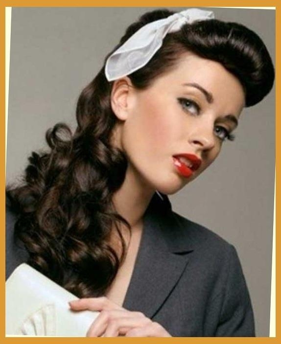 Latest Fifties Long Hairstyles Within Different Hairstyles For Women | Long Hairstyles 2015 & Long (View 7 of 20)