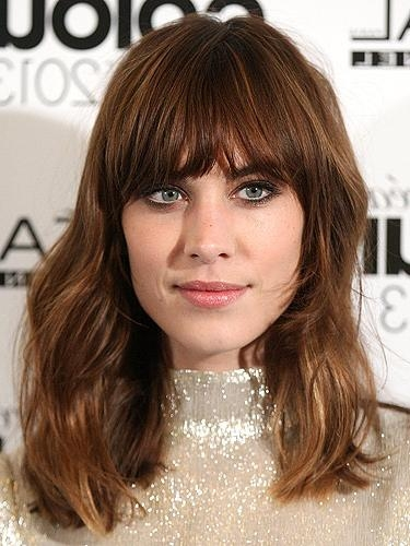 Latest Long Haircuts With Fringe With 37 Fringe Hair Cuts For 2018 – Women's Hairstyle Inspiration (View 5 of 15)
