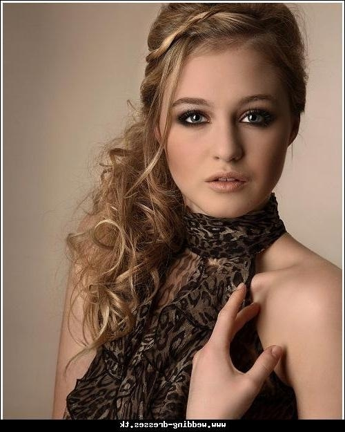 Featured Photo of Long Hairstyles For Evening Wear