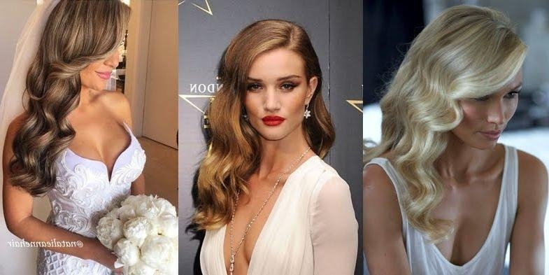Latest Long Hairstyles Formal Occasions Within Stylish Formal Hairstyles With Pretty Waves! (View 11 of 20)