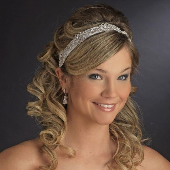 Latest Long Hairstyles With Headbands Intended For 25+ Trending Hairstyles With Headbands Ideas On Pinterest (View 4 of 15)