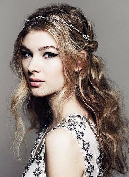 Latest Long Hairstyles With Headbands Pertaining To 25+ Trending Hairstyles With Headbands Ideas On Pinterest (View 5 of 15)