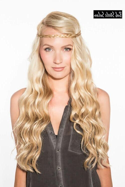 Latest Round Face Long Hairstyles Inside 22 Foolproof Long Hairstyles For Round Faces You Gotta See (View 7 of 20)