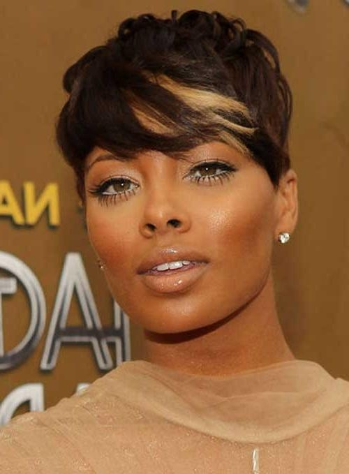 Latest Short Hairstyles For Black Women – Hairstyle Foк Women & Man Intended For Short Haircuts For Black (View 16 of 20)