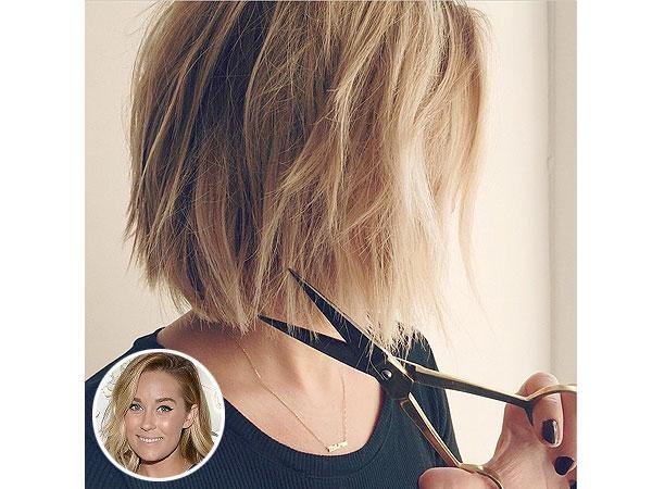 Lauren Conrad Debuts Even Shorter Haircut On Instagram | People Pertaining To Lauren Conrad Short Haircuts (View 11 of 20)