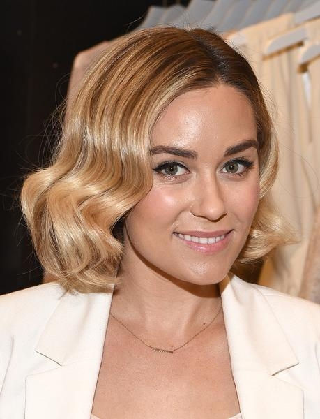 Lauren Conrad Finger Wave – Short Hairstyles Lookbook – Stylebistro Intended For Lauren Conrad Short Hairstyles (View 12 of 20)
