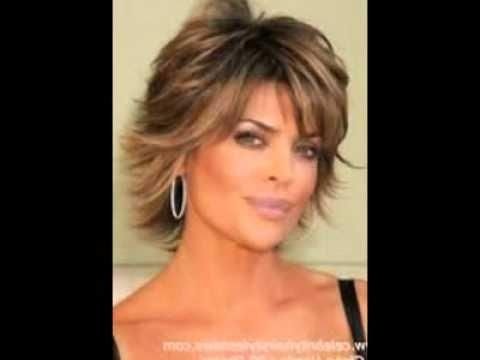 Layered Flip Hairstyles – Youtube Regarding Flipped Short Hairstyles (View 14 of 20)