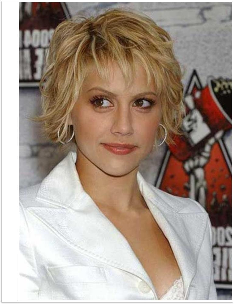 Layered Haircut For Short Hair – Dhairstyles In Choppy Short Hairstyles For Thick Hair (View 14 of 20)
