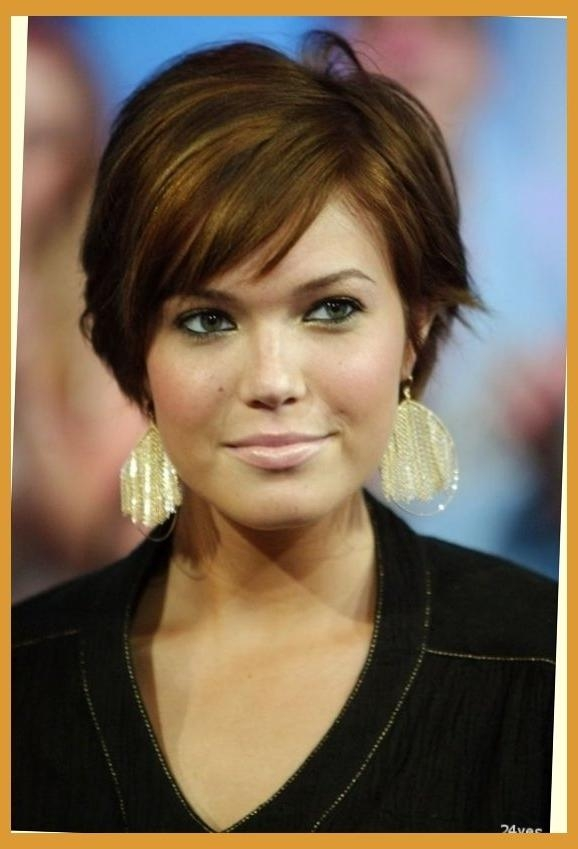Low Maintenance Funky Short Haircuts 2014 2015 | Daily Photos Throughout Easy Maintenance Short Haircuts (View 7 of 20)