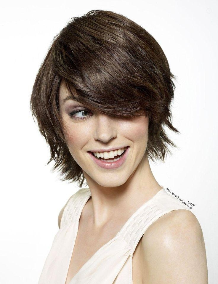 Low Maintenance Short Haircuts] 20 Short Textured Haircuts Short Inside Easy Maintenance Short Hairstyles (View 13 of 20)